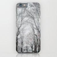 Snow!  Brookline, MA iPhone 6 Slim Case