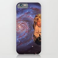 iPhone & iPod Case featuring GALAXY by Caitlin Fargher