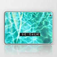 Be Calm Laptop & iPad Skin