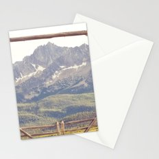 Western Mountain Ranch Stationery Cards