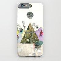 Climbers - Cool Kids Climb Mountains iPhone 6 Slim Case