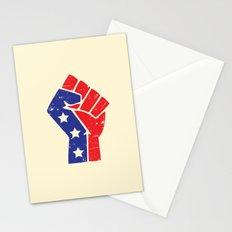Revoltion Party Fist Stationery Cards