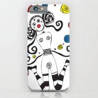 iPhone & iPod Case featuring Palhacinha by Naná Monteiro