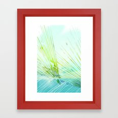 Land Observation Framed Art Print
