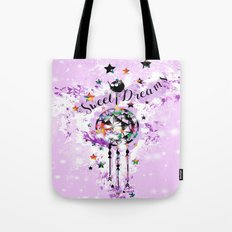 Sweet Dreams Dreamcather Tote Bag