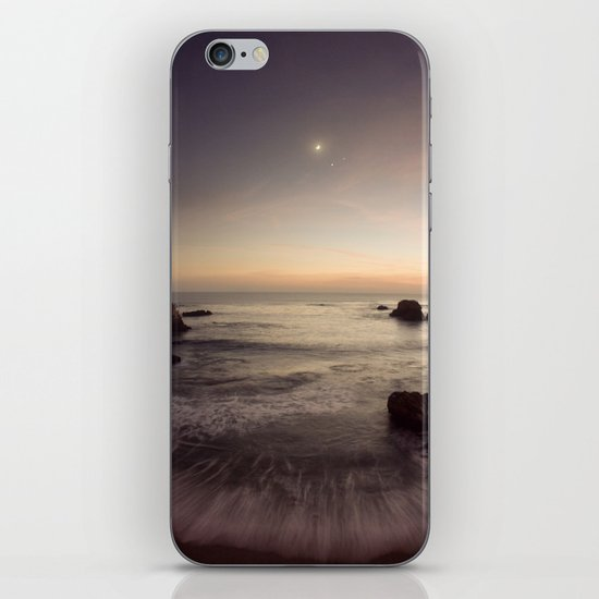 Venus Jupiter Conjunction 2008 iPhone & iPod Skin