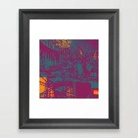 Sometimes It All Comes T… Framed Art Print