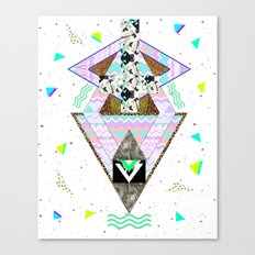 Huyana Spirit  Canvas Print