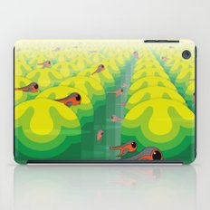SF SolarBugs iPad Case