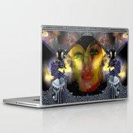 Take The Dreams Of Peace… Laptop & iPad Skin