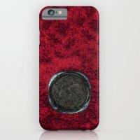 Food 1: Black Linguine O… iPhone 6 Slim Case