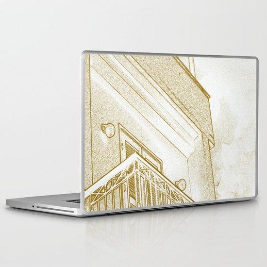 Squarey Laptop & iPad Skin
