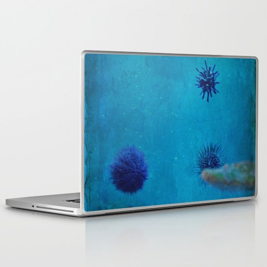 Under the Water/Above the Clouds Laptop & iPad Skin