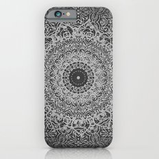 Ash Mandala iPhone 6 Slim Case