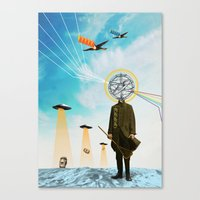 Purification Canvas Print