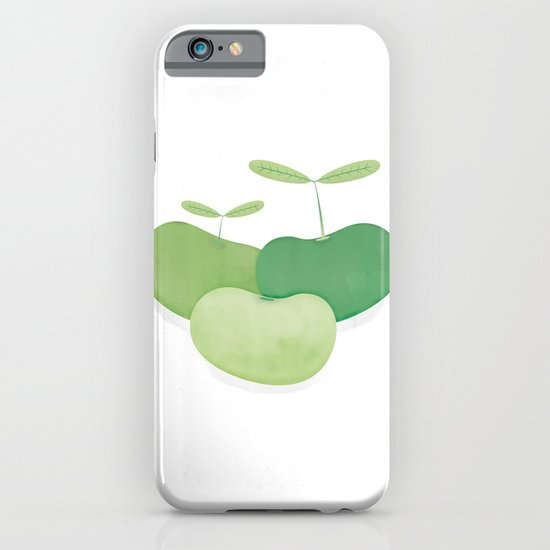 Three peas from a pod iPhone & iPod Case