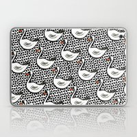 Graphic Swan Laptop & iPad Skin