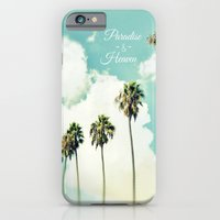 iPhone & iPod Case featuring Paradise and Heaven II by RichCaspian
