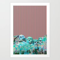 Empathic Monument Art Print