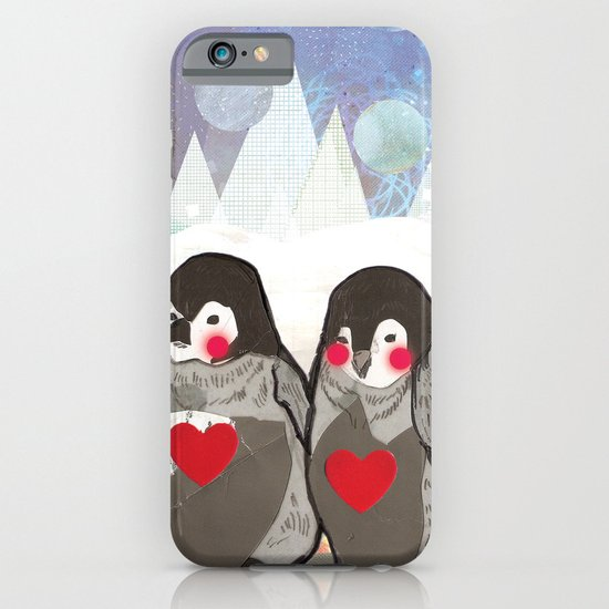 Baby Penguins iPhone & iPod Case