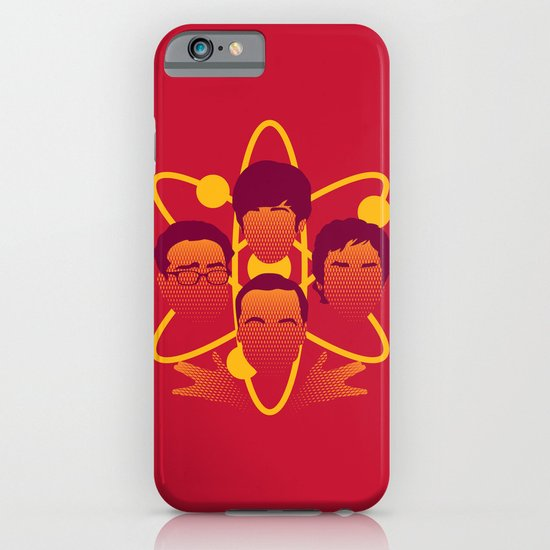 Big Bang Rhapsody iPhone & iPod Case