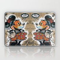 Minny-ot Laptop & iPad Skin