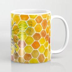 Bee & Honeycomb Mug