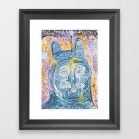 Curious One III Framed Art Print