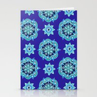 Night Blossoms Stationery Cards