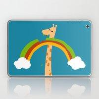 Taste of Happiness Rainbow Laptop & iPad Skin
