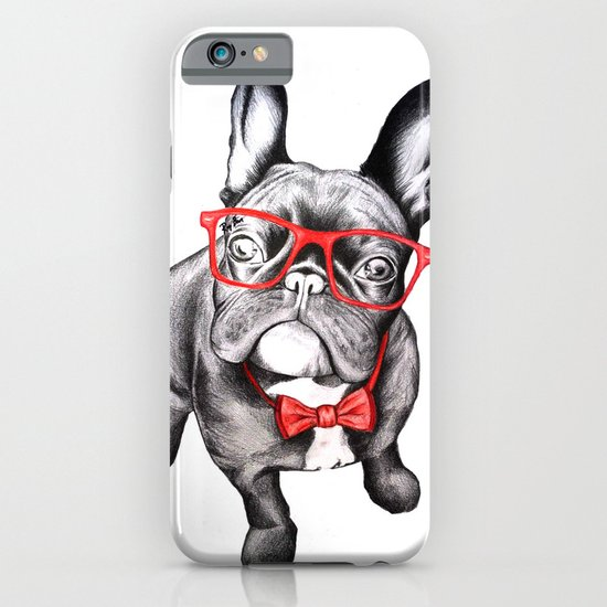 Happy Dog iPhone & iPod Case