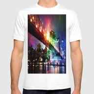 T-shirt featuring Enchanted Bridge by WhimsyRomance&Fun