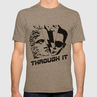 PT it Mens Fitted Tee Tri-Coffee SMALL