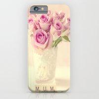 iPhone & iPod Case featuring Mum by secretgardenphotography [Nicola]