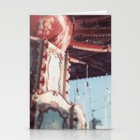The State Fair Swing (An… Stationery Cards