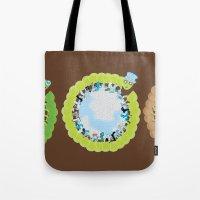 1st World: 2nd World: 3rd World Tote Bag