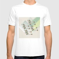 21.34 Mens Fitted Tee White SMALL