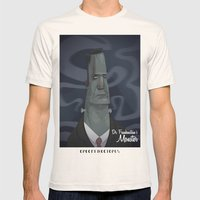 Dr. Frankensteins Monste… Mens Fitted Tee Natural SMALL