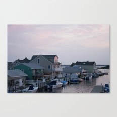 Vanilla Sky Canvas Print