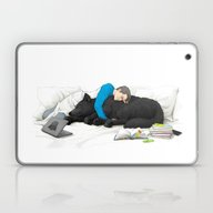 Laptop & iPad Skin featuring Student Life - Part 2 by Sova
