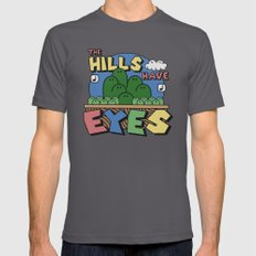 The Hills Have Eyes Mens Fitted Tee Asphalt SMALL