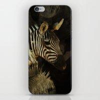 The Zebra iPhone & iPod Skin