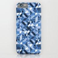 Aztec Geometric V iPhone 6 Slim Case