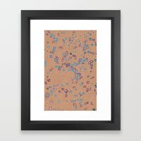 I think you dropped your confetti Framed Art Print