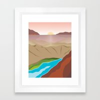 Best of the West Framed Art Print