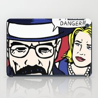 I Am The Danger iPad Case