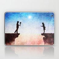 Strangers In The Night Laptop & iPad Skin