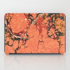 Marble Pink Square # 2 iPad Case