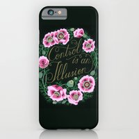 Control is an illusion iPhone 6 Slim Case