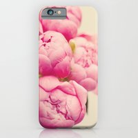 iPhone & iPod Case featuring Blush Peonies  by secretgardenphotography [Nicola]